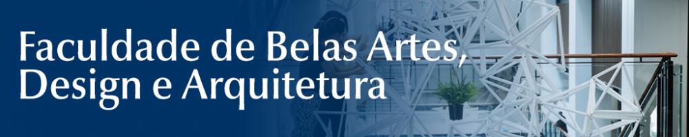 Belas Artes, Design e Arquitetura,